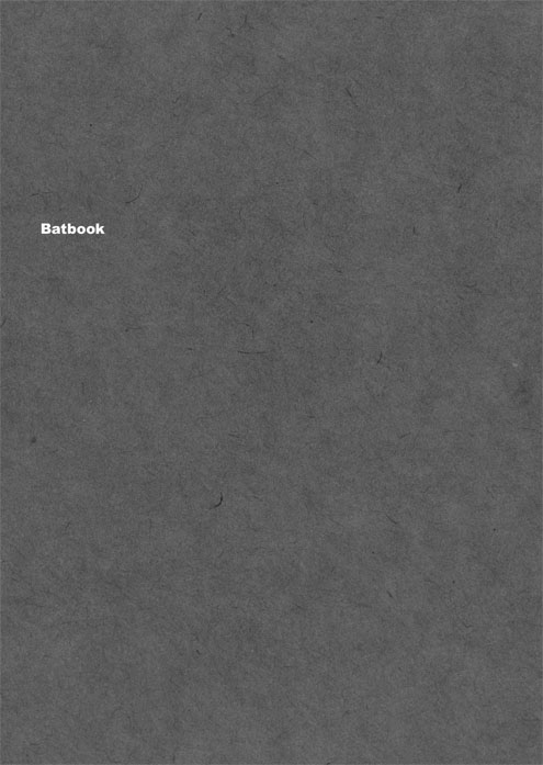 Batbook (couverture)