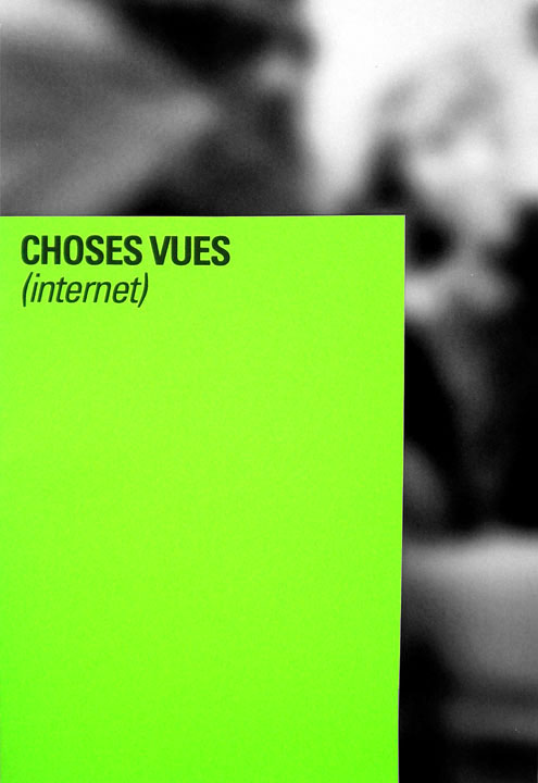 Choses vues (internet)